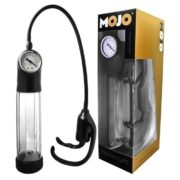 Seven Creations Mojo Momentum Power Grip Pump in Black
