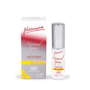 HOT Pheromone Natural Spray Woman Intense 5ml
