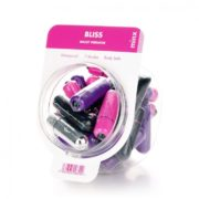 Minx Bliss 7 Mode Mini Bullet Vibrator Multi 32 Pieces