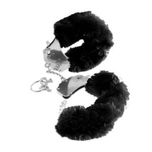 Seven Creations Original Furry Cuffs in Black