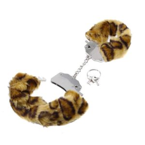 Seven Creations Original Furry Cuffs in Tiger