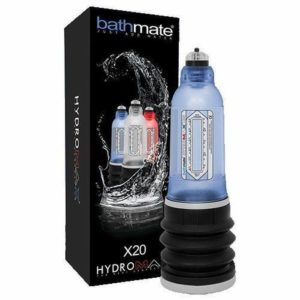 Bathmate Hydromax X20 in Aqua Blue
