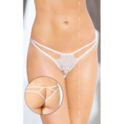 G-String 2454 in White