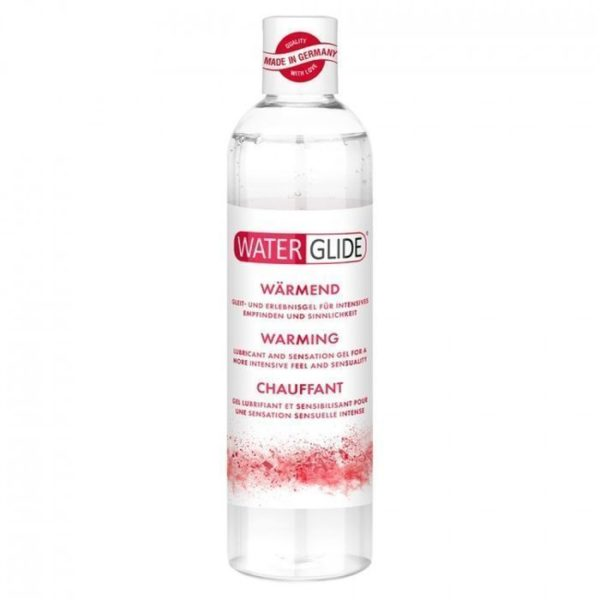 Waterglide Warming Lubricant 300ml
