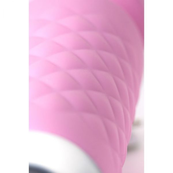Erotist UNCO USB Rechargeable Wand Massager in Pink