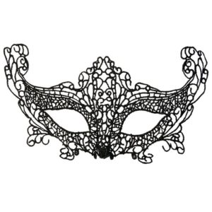 Theatre 708016 Mask in Black