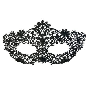 Theatre 708022 Mask in Black