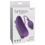 Fantasy For Her Sensual Pump-Her in Purple