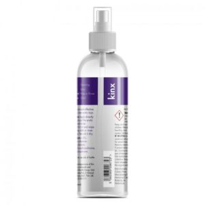 Kinx Spritz Toy Cleaner Spray Transparent 150ml