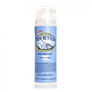 Boy Butter H2O Pump Transparent Water Based Formula 5oz 148ml