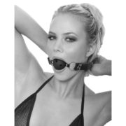 FETISH Fantasy Series Limited Edition Breathable Ball Gag in Black