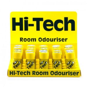 Hi Tech Hi Tech Room Odourisers No Colour 10ml