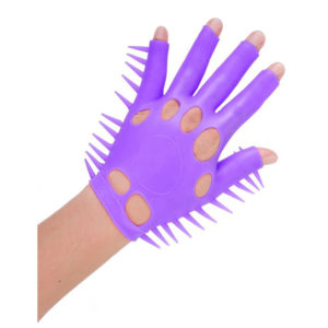 Neon by Pipedream Luv Glove in Purple
