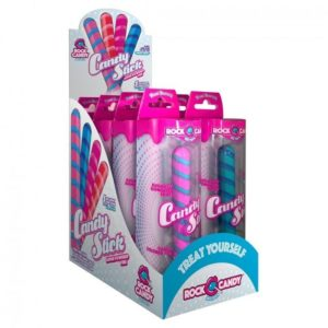 Rock Candy Sex Toys Candy Sticks Vibrators Assorted