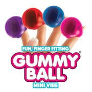 Rock Candy Sex Toys Gummy Balls Mini Vibe Assorted