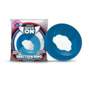 Rock Candy Sex Toys Rock On Ring Blue