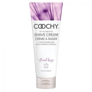Classic Erotica Coochy Oh So Smooth Shave Cream Floral Haze 7.2oz 213ml