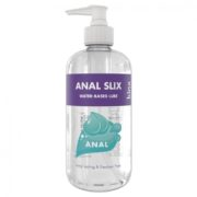 Kinx Anal Slix Water Based Lubricant Transparent 250ml