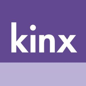 Kinx Anal Slix Water Based Lubricant Transparent 50ml eros sexy shop Napoli