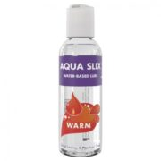 Kinx Aqua Slix Warming Water Based Lube Transparent 100ml