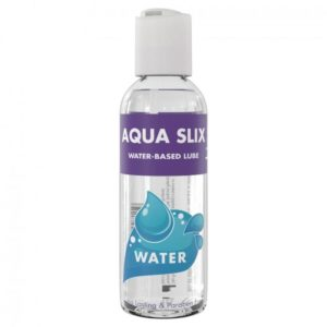 Kinx Aqua Slix Water Based Lubricant Transparent 100ml