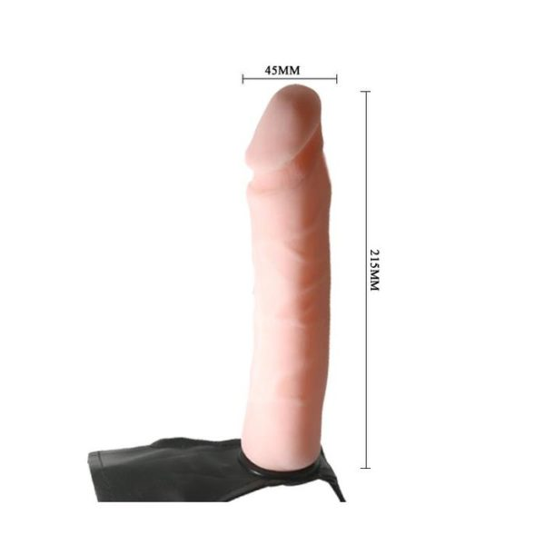 Baile Adjustable Strap-On with Dildo 21,5 cm