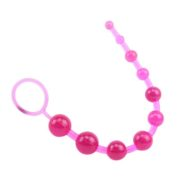 Chisa Novelties Ten Anal Beads Sassy 30 cm in Pink