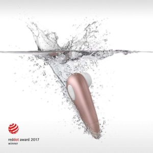 Satisfyer 1 Next Generation in Light Gold