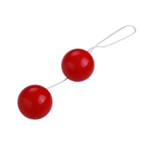 Baile Keggel Balls in Red