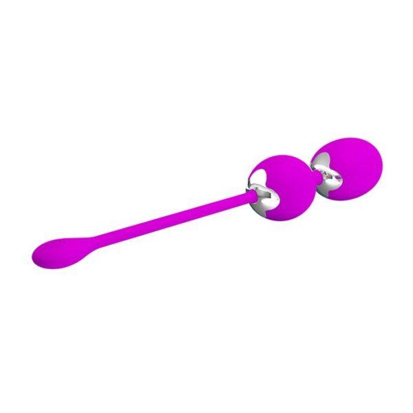 Pretty Love Kegel Balls Werner 12 Vibration Functions Rechargeable by USB