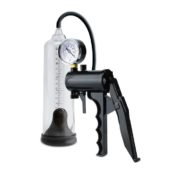 Max-Precision Power Pump in Black by Pipedream Pump Worx